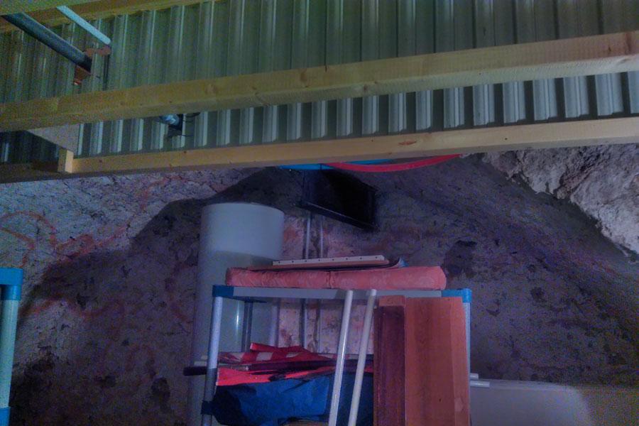 renforcer plancher r novation d un plancher en sous oeuvre par poutre kerto renovation plancher. Black Bedroom Furniture Sets. Home Design Ideas